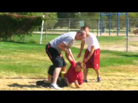 2010 Flag Football Season Highlight Video