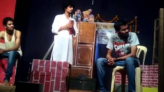 END OF THE BEGINNING - Marathi One Act Play - eNatya Shodh 2015