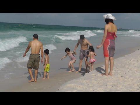 Du Lich Florida & Tam bien Panama beach 2015