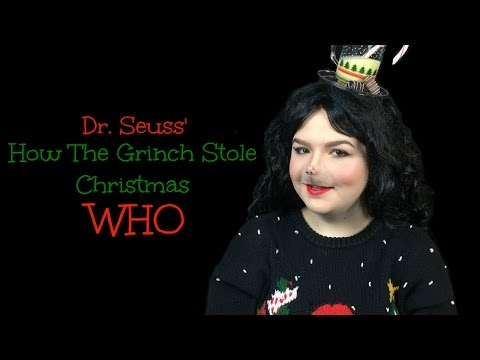 Who Make-Up Tutorial | Dr. Seuss' How the Grinch Stole Christmas