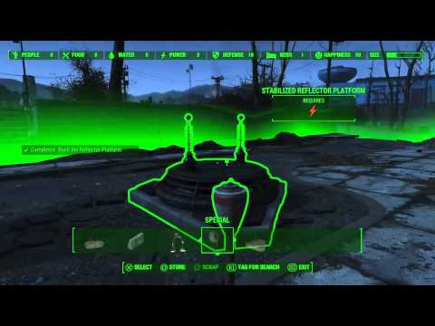 Fallout 4 Quest Playthrough - The Molecular Level