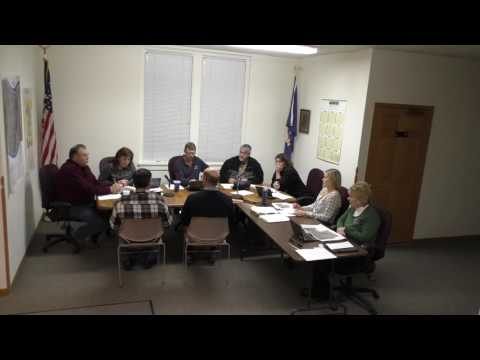 City of Pierz City Council Meeting 12-12-2016