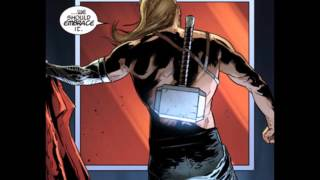 Thor Unworthy Mjolnir