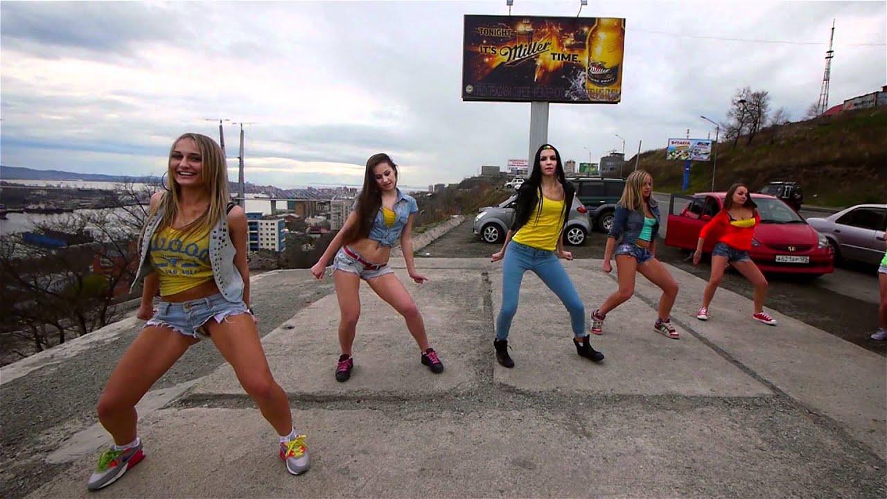 Танцующие широкобёдрые девушки фото 199-381