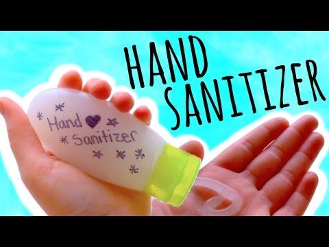 DIY HAND SANITIZER | MAKE YOUR OWN GERM KILLER!!!