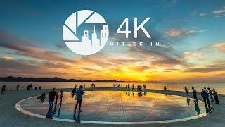 Zadar in 4K