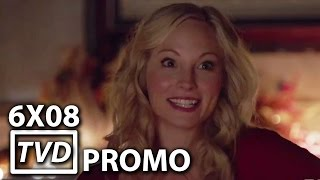 "The Vampire Diaries 6x08 Promo ""Fade Into You"""