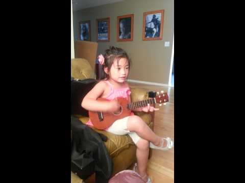 Anela freestyles her songs