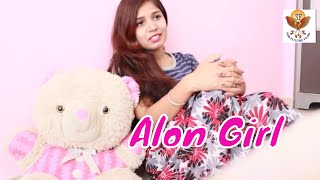 Alone - Alone Girl Romantic Short Film  /living Alone Life In Mumbai Short Movie / For Future Films