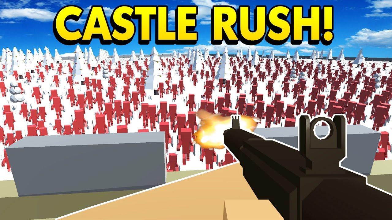 Ancient Warfare 2 ancient warfare 2 - epic castle rush! (ancient warfare 2 gameplay)
