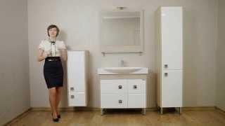 Обзор мебели для ванной Alessandria Ювента