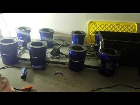 Diy RDWC remodeling