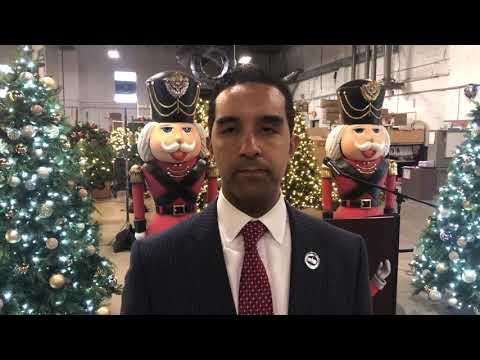 Mayor Richard Thomas is moving Mt Vernon Forward