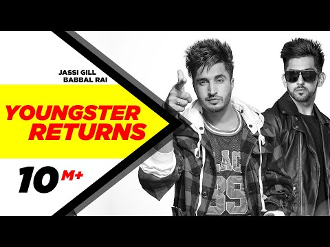 Youngster Returns   Jassi Gill & Babbal Rai   Latest Punjabi Song 2015   Speed Records