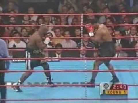 MIke Tyson Vs Orlin Norris (Controversial Fight)