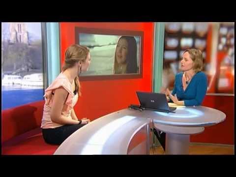 Hayley Westenra BBC Oxford interview 2009