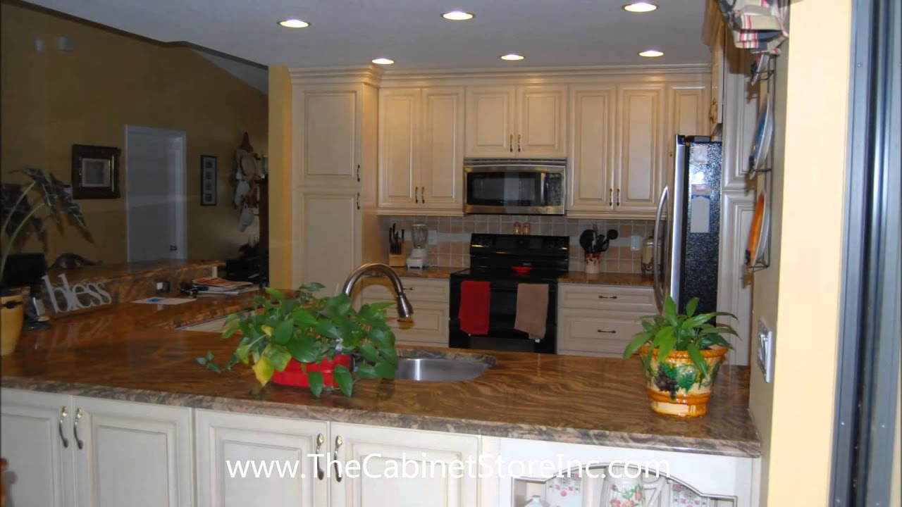 Kitchen Remodels Soffit Removal You