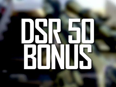 BO2 Bonus: DSR 50