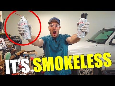 NEW Smokeless Seafoam!!