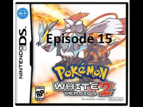 THROUGH AN ACTIVE VOLCANO | Pokemon White 2 Ep. 15