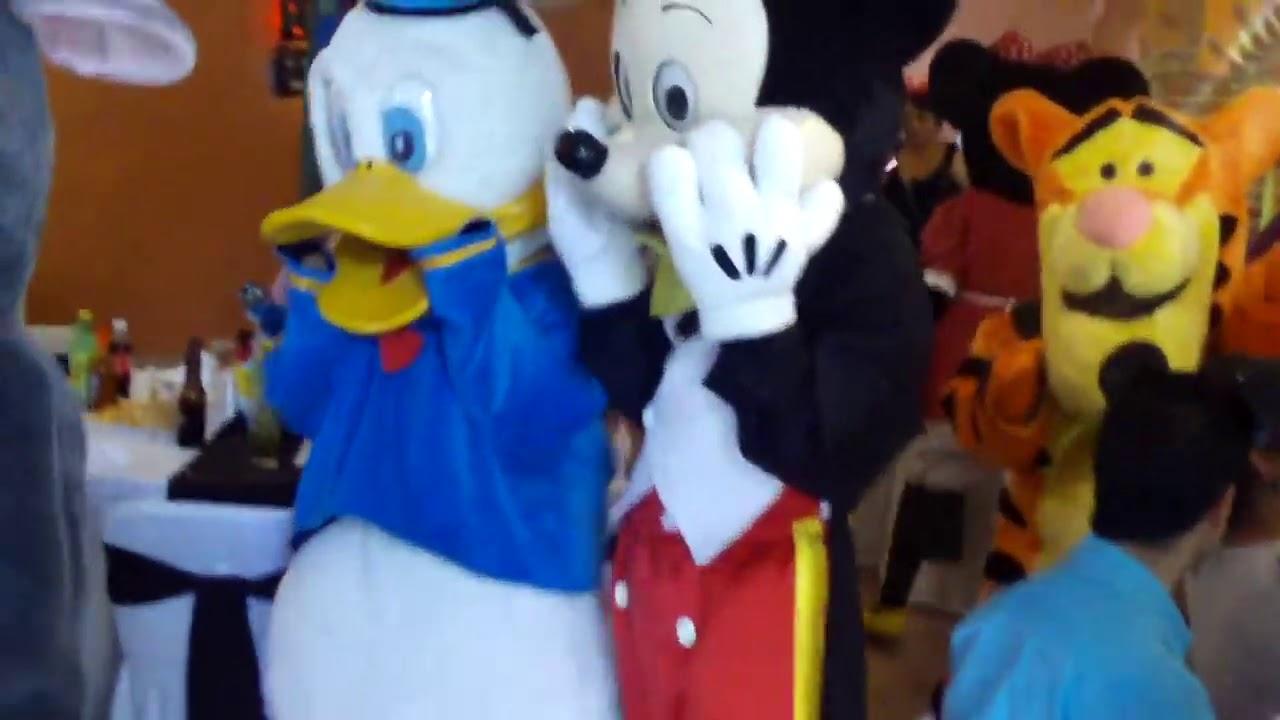 Fiestas infantiles con BOTARGAS Walt Disney