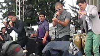 CORRER EL RIESGO (PISO 21 CON MALUMA) MEGA FEST 2012