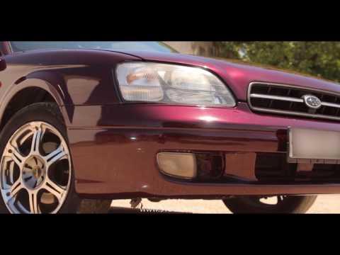 """Воскрешение ржавой Subaru Legacy в  - """"Это Твое"""" кузовной и слесарный ремонт"""