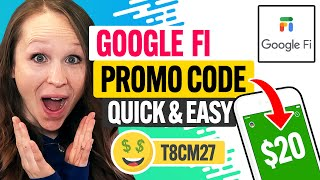 Google Fi Promo Code 2021:  Maximum Discount for New Customers! (100% Works)