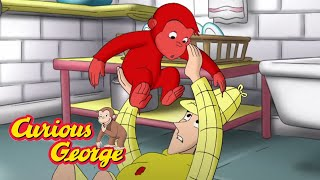 Paint Party 🐵Curious George 🐵Videos for Kids