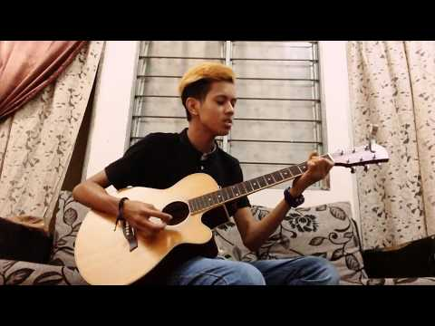 Rebahku Tanpamu Cover by Iwan
