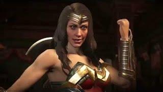 Injustice 2 - Trailer de Revelação de Mulher-Maravilha e Besouro Azul - LEGENDADO PT-BR