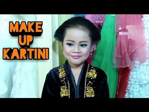 Tutorial Make Up Kartini Bersama Krucil.