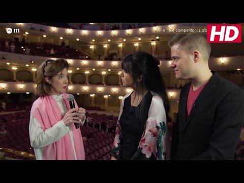 #Cliburn2017 - Interview with Anne-Marie McDermott