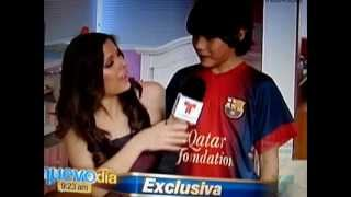 Reportaje del embarazo CARLA HERNANDEZ
