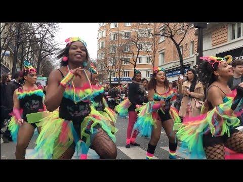 Carnaval de paris 2017 youtube - Carnaval de paris 2017 ...