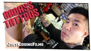 Badass Tattoos