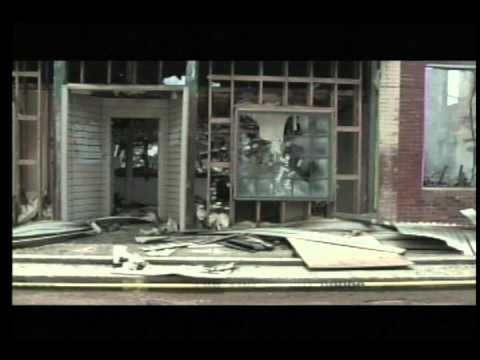 Webb, MS Fire Destroys a block of businesses