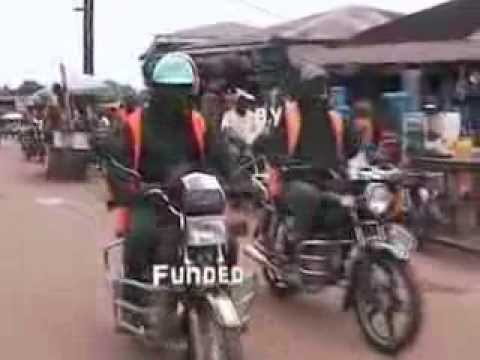 CHAMEG Ohada Law sensitization activities - Mamfe, Cameroon Aug2013
