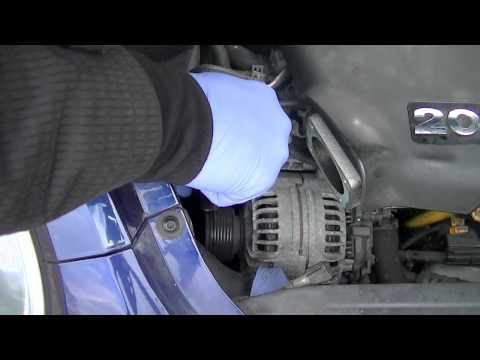 VW 1.8 Turbo Alternator Removal Simple Easy Steps