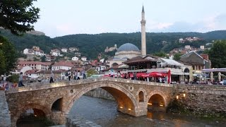KOSOVO - PRIZREN [Призрен] La bella città delle Moschee - HD