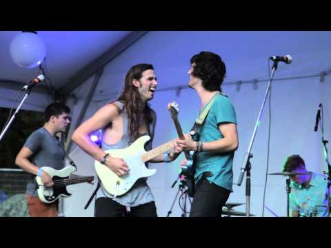 Band of Rascals at Rock of The Woods 2014: Down to You