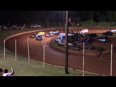 Winder Barrow Speedway Limited Late Model Feature Race 8/25/18