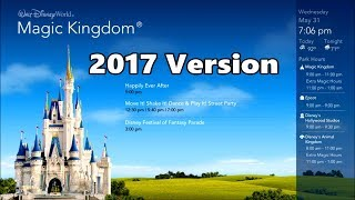 WDW Today May 2017 Disney Resort TV Park Information Channel