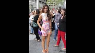 Nina dobrev high heels
