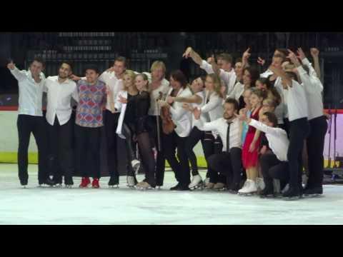 "Ice Show ""Kings On Ice"", Final (Tallinn)"