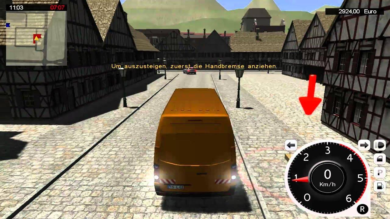 sonderfahrzeuge simulator 2012 pc gameplay deutsch/german