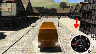 GamePlay: Sonderfahrzeug-Simulator 2012 HD