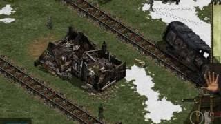 Commandos Behind Enemy Lines (PC) Mission 4 (Pt1)