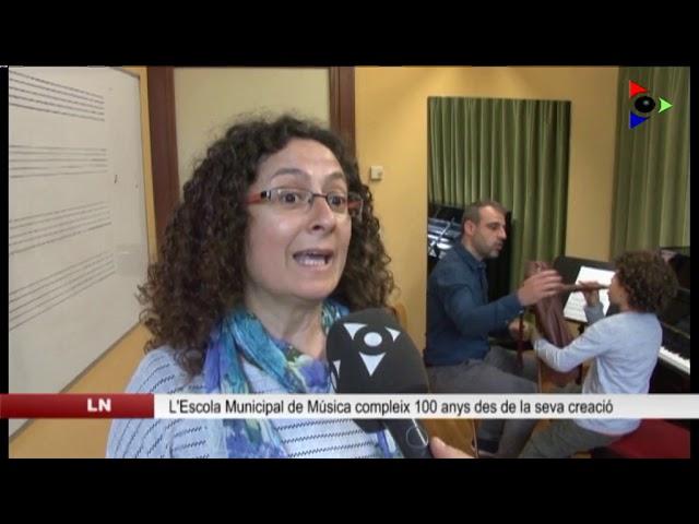 Olot, ciutat educadora: ESCOLA MUNICIPAL DE MÚSICA - XAVIER MONTSALVATGE