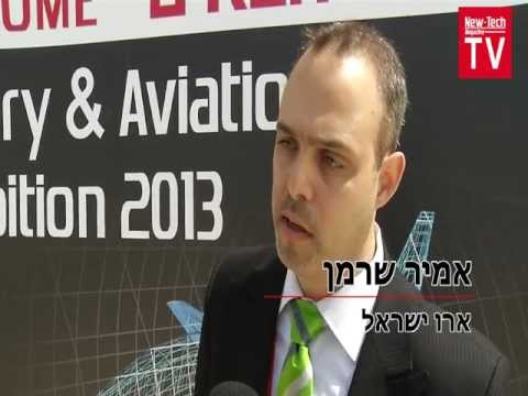 ARROW at New-Tech Military & Aviation 2013